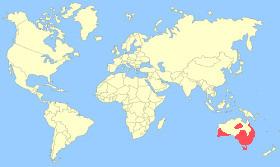 Chestnut Teal Map