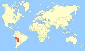Puna Teal Map