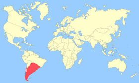 Rosybill Pochard Map