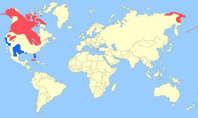 Sandhill Crane Map